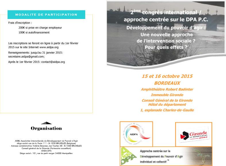Congrès Bordeaux - annonce2.pub